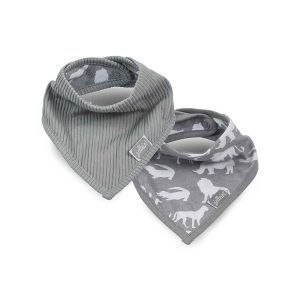 pack bandanas quitababas safari gris